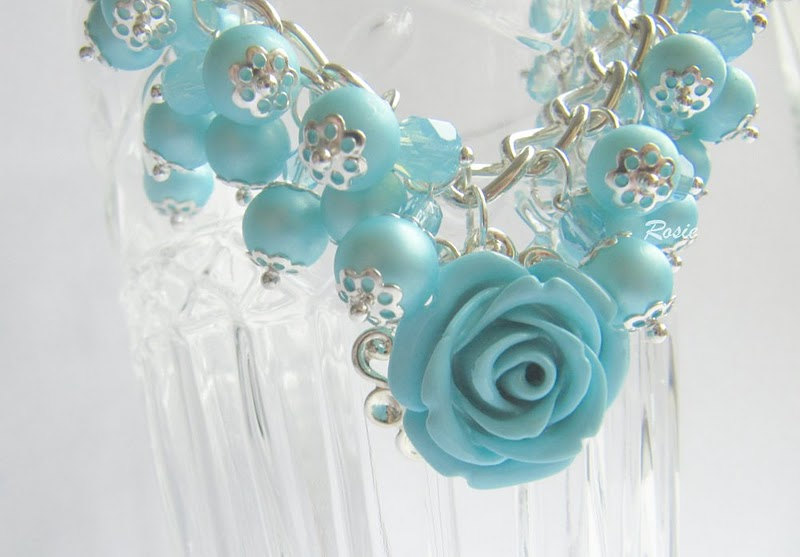 Turquoise bracelet. Romantic Jewelry